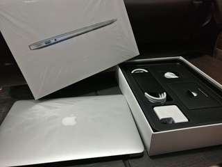 Macbook Air 13inch early 2015