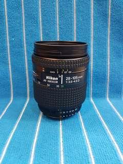 Nikon Af 28-105 D