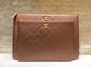Chanel O Case Clutch 2018