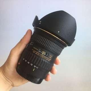 Tokina 11-16mm f2.8 II Canon EF Mount