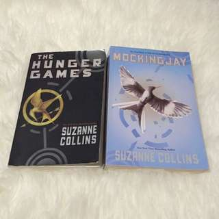 The Hunger Games & Mockingjay