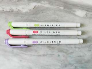 Mildliner Highlighter