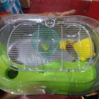 CHEAP NEW HAMSTER CAGE