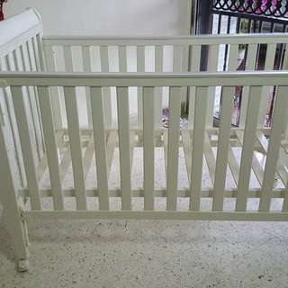 Baby Cot - Happy Moments (Jarron & Co)