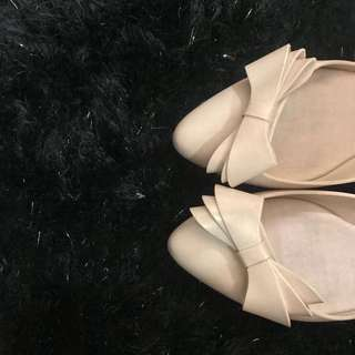 Melissa Trippy Pointed Flats