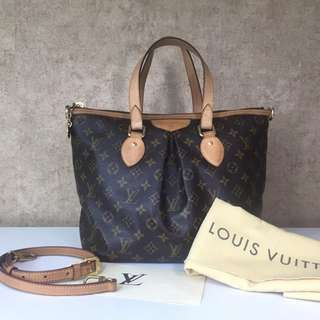LOUIS VUITTON M40145 MONOGRAM CANVAS PALERMO PM