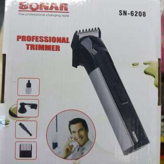 CHEAP AND NEW WIRELESS HAIR TRIMMER!