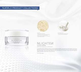 Nworld whitening products