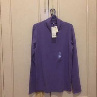 UNIQLO Turtle Neck Shirt