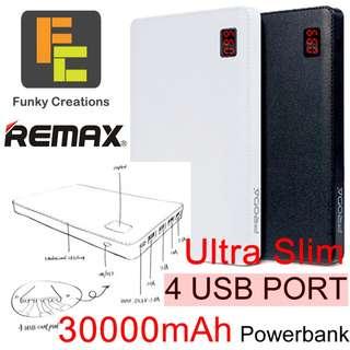 Original Remax Powerbank - 6 Months Warranty