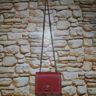 Stitch Design Sling Bag