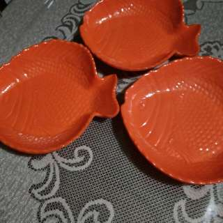 3 pcs Melamine ware