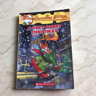 Geronimo Stilton (A Very Merry Christmas)
