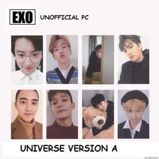 EXO UNIVERSE UNOFFICIAL PC