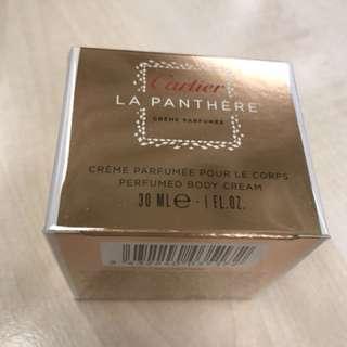 Cartier perfumed body cream