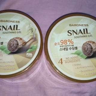 snail gel