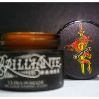 Pomade Brilliante 💈 NinongOriginals