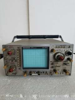 Kenwood CS-2075 70MHZ Oscilliscope 全新淨機 made in Japan Special price $1200