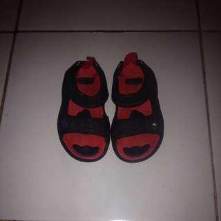 Sepatu sandal anak no. 21, usia 1-2th