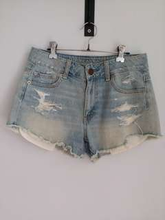 American Eagle Outfitters hot pants