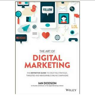 eBook The Art of Digital Marketing