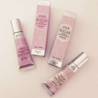 BNIB Fresh Sugar Cream Lip Treatment- Sugar and Pearl