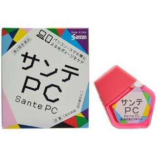 (BRAND NEW) Santen Sante Eye Drop for PC/Smartphone Users (12ml)