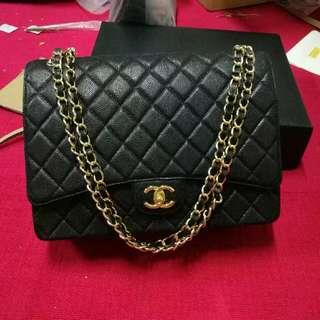 Chanel Maci Caviar GHW
