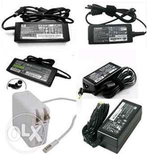 Laptop charger adapter acer asus dell hp lenovo sony samsung toshiba