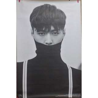 EXO | LAY EXODUS OFFICIAL POSTER