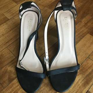 Zalora Strappy Heels
