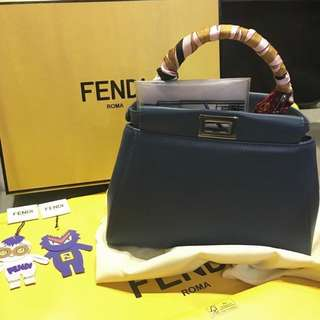 Fendi peekabo mini
