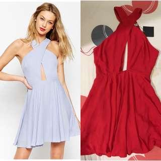 Asos dress(brand UK) ada tagnya