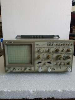 Leader 2100AR 100MHZ Oscillscope 全新, 淨機 made in Japan 特價: $1500