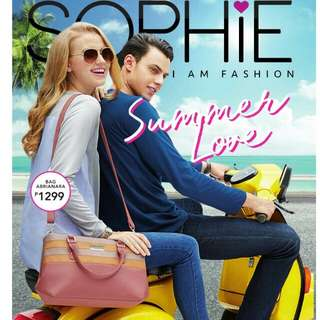 Sophie Paris bags for men & women