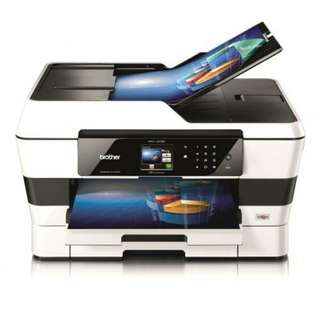 A3 Color Borderless Brother Printer MFC-J3720