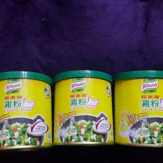 Knorr 家樂牌 雞粉 Chicken Powder 120g 全新正版 $30/3罐 調味料 調味品