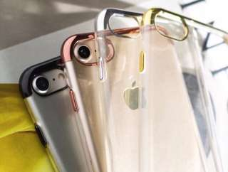 Metallic Soft Case for iPhone 6/6s