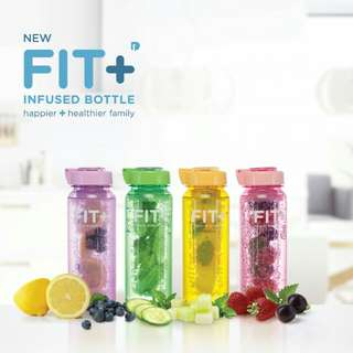 Fit+ Infused Bottle