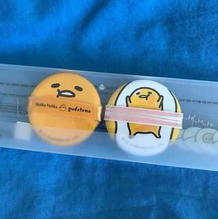 Holika Holika Gudetama Cushion Puff