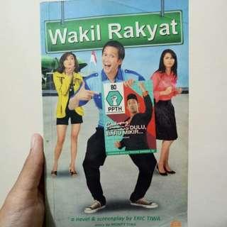 Novel - Wakil Rakyat