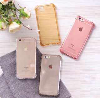 Anti Crack Case for iPhone 6/6s