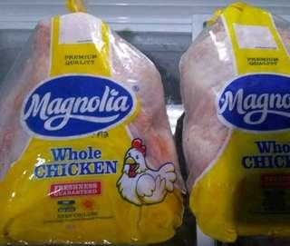 Magnolia whole chicken