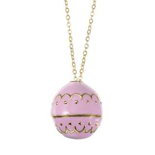 Japan Disneystore Disney Store Disney Ufufy Daisy Eggs Necklace