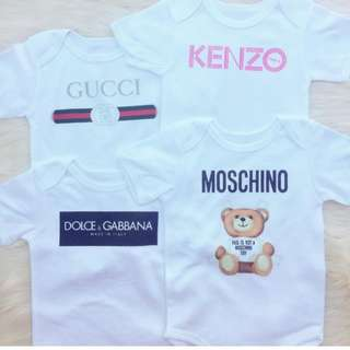 Customized Onesies