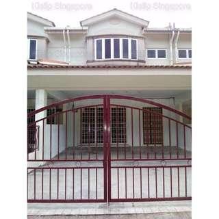 [For Sales]Taman Kampar Perdana Kampar Perak 2-storey Freehold Terraced House 20' X 70' 1400 sqft 4 bedrooms 3 bathrooms/UTAR/TAR University High ROI Investment on Rental/Ideal Retirement House near Cameron Highland Gopeng Tapah Gua Kandu Cave