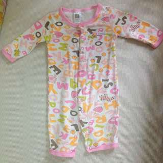 Carters Sleepsuit 6mos