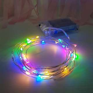 Fairy Lights Multi Coloured
