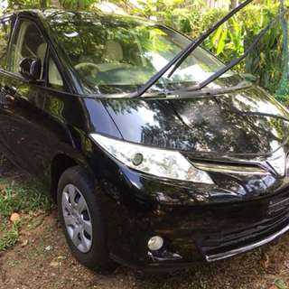 Toyota Estima X Pack Recond Unregistered