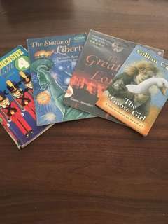 ($4 for all!!)Books